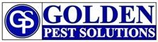 Golden Pest Solutions Logo
